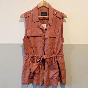 NWT ANTHRO Sanctuary Copper Vest